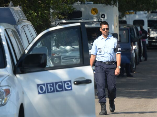 Russie/Ukraine: les observateurs de l'OSCE équipés de drones d'ici 6 semaines - Sputnik France