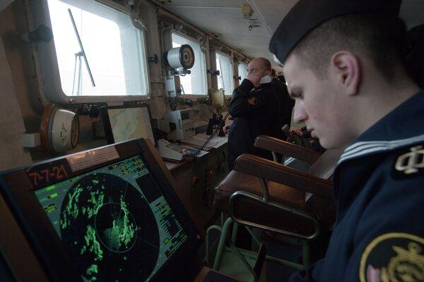 La Marine russe sera dotée d'un nouveau système de guidage par satellite - Sputnik France