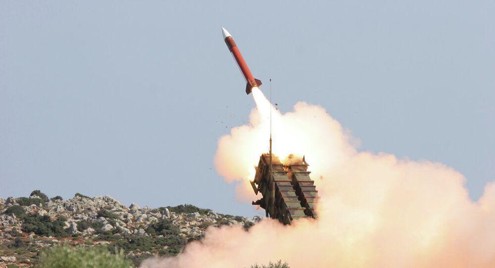 Missiles allemands Patriot