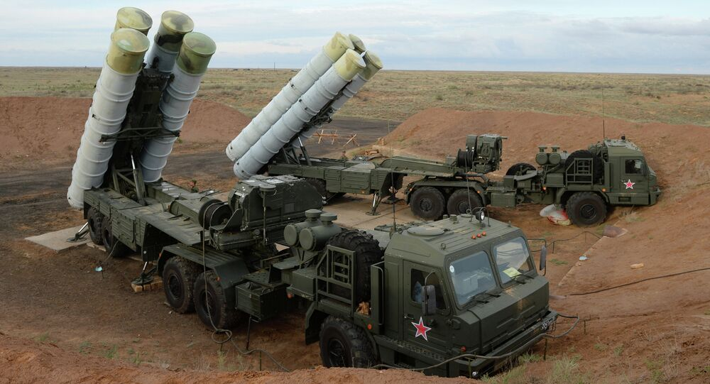 Missiles S-400 (archives)