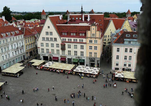 Tallinn (archive photo)