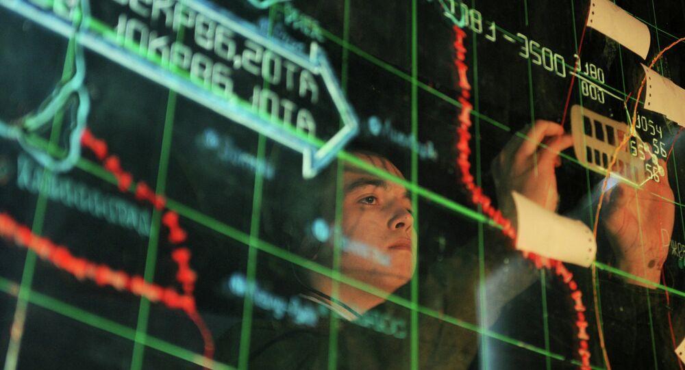 Un centre de contrôle des satellites des Troupes aérospatiales russe