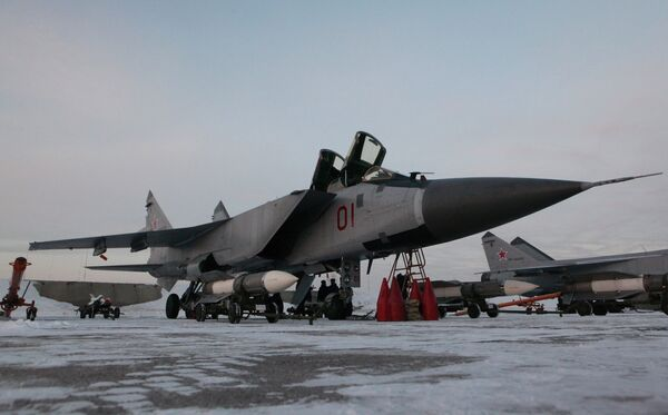 MiG-31BM - Sputnik France
