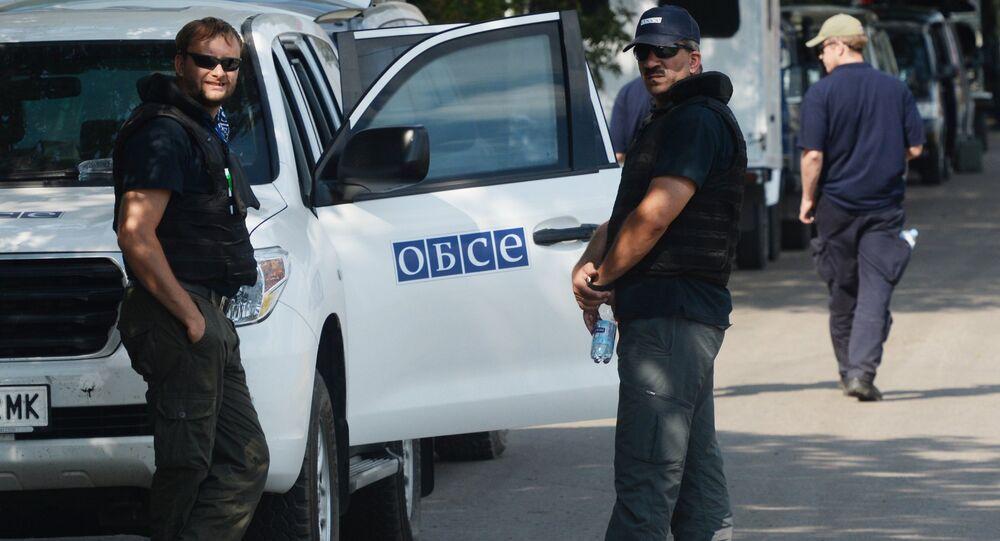 Mission spéciale d'observation de l'OSCE en Ukraine