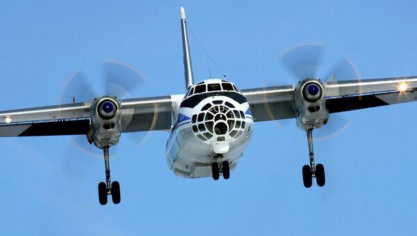 Самолёт воздушного наблюдения и аэрофотосъёмки Ан-30 - Sputnik France