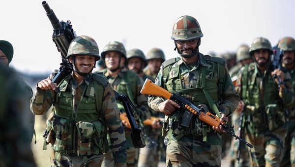 L'armée indienne a reçu des radars débusquant les terroristes même sous terre - Sputnik France