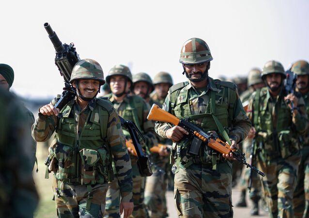 L'armée indienne