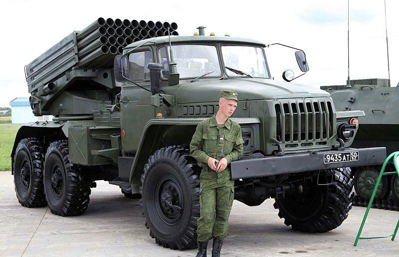 LRM Tornado-G