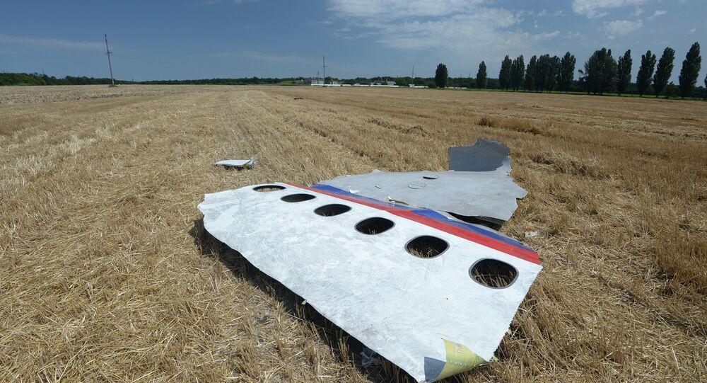 Images des lieux du crash