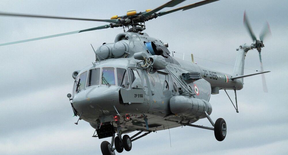Мi-17 В-5
