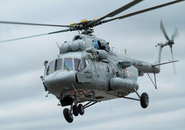 Mi-17 B-5, image d'illustration