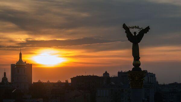 Площадь Независимости в Киеве - Sputnik France