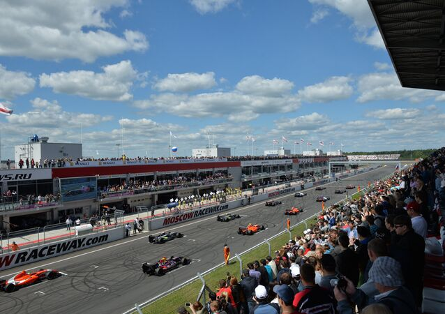 Circuit russe Moscow Raceway