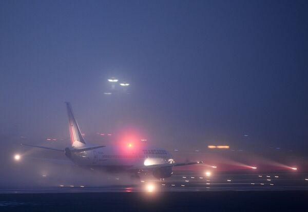 L'aéroport de Vnoukovo - Sputnik France