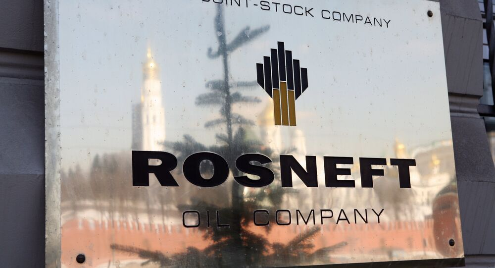 Le groupe pétrolier russe Rosneft