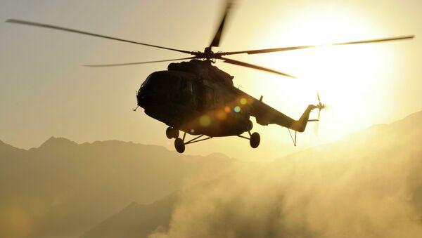 Un hélicoptères Mi-17 en Afghanistan - Sputnik France