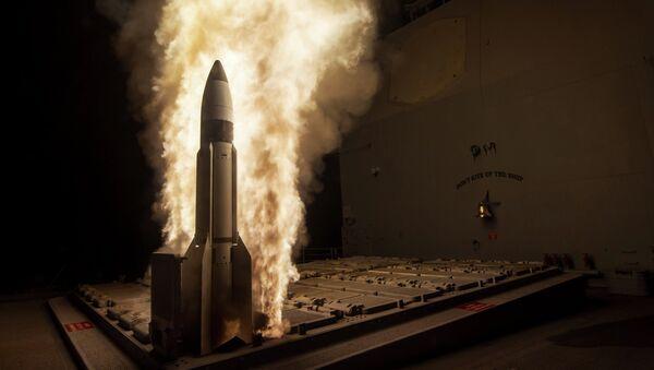 Standard Missile-3 (SM-3) - Sputnik France