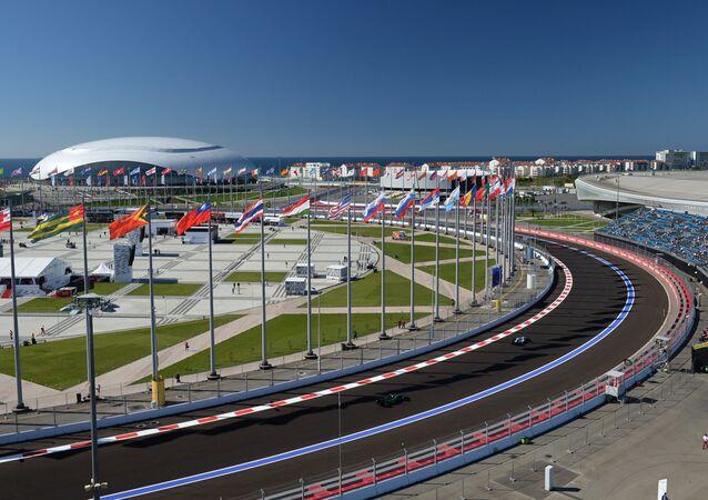 Circuit automobile de Sotchi