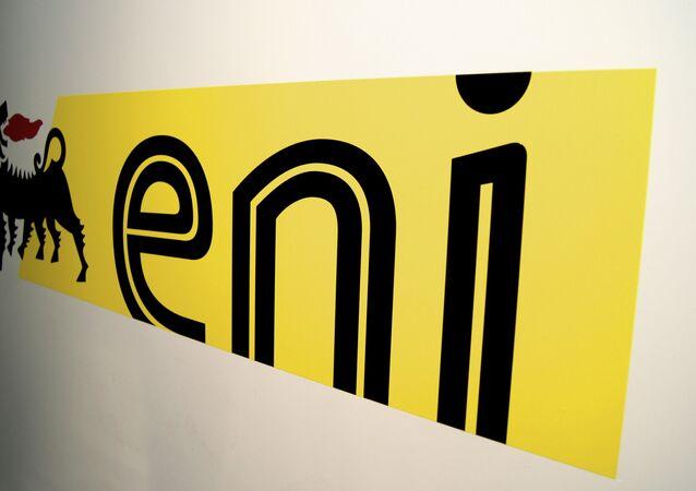 Le logo de l'Eni