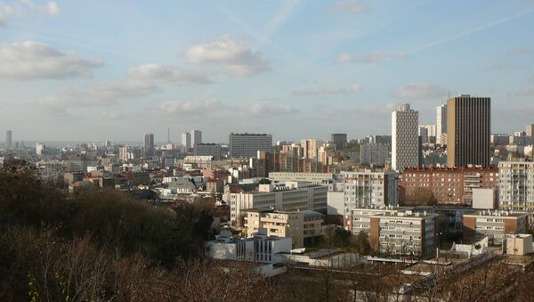 Seine-Saint-Denis  - Sputnik France
