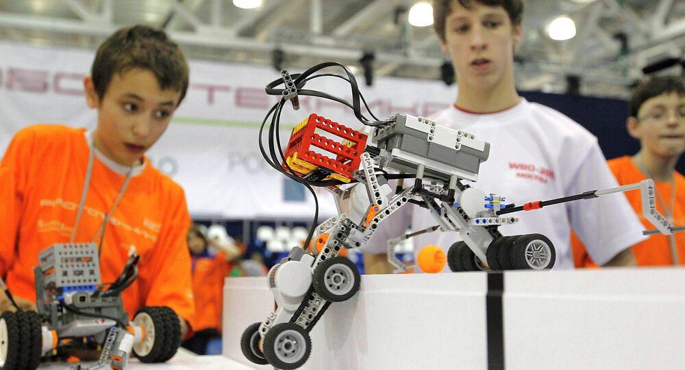 Le festival de robotique