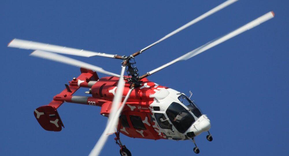 Hélicoptère Ka-226T