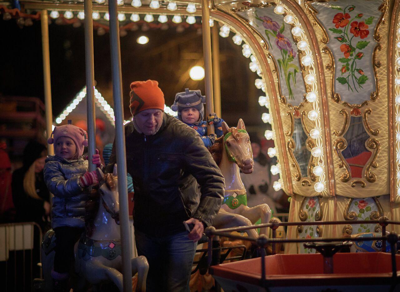 La Russie se prépare aux fêtes du Nouvel an