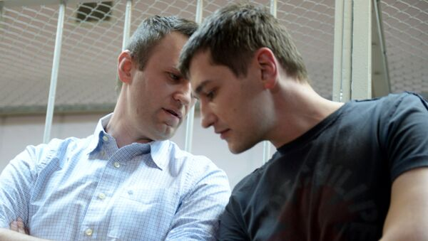 Frères Navalny - Sputnik France