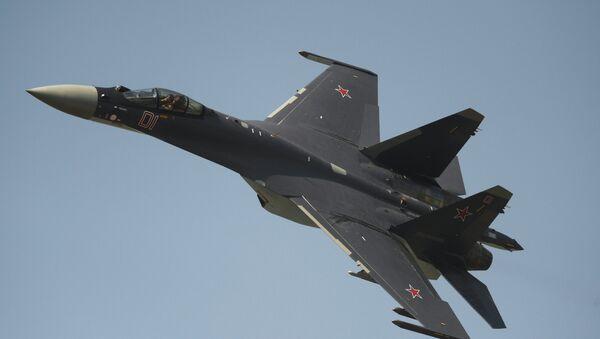 Chasseur polyvalent Su-35 - Sputnik France