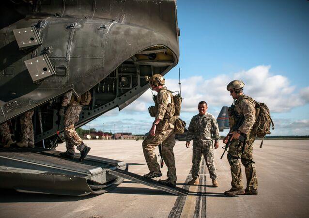 250 militaires américains débarquent en Syrie