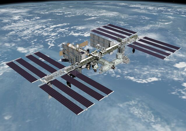 Station spatiale internationale (ISS)