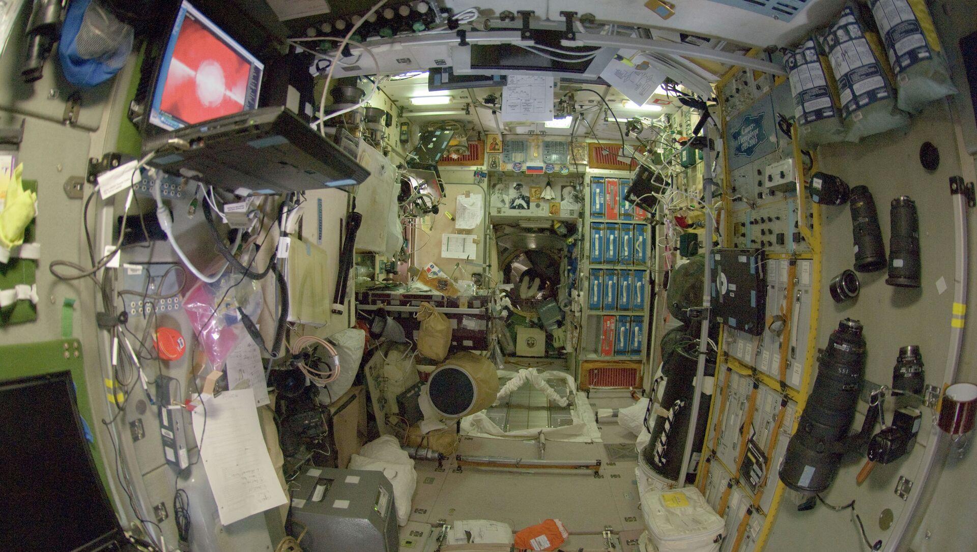 Le module Zvezda de l'ISS - Sputnik France, 1920, 31.07.2021