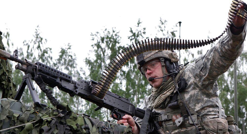 Exercices de l'OTAN en Lituanie (archives)