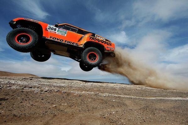 Rallye Dakar: une course contre la mort - Sputnik France