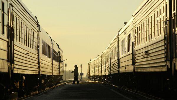 La Russie construit un chemin de fer contournant l'Ukraine - Sputnik France