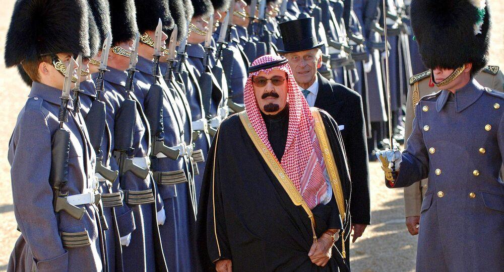Le roi Abdallah d'Arabie saoudite et ses successeurs