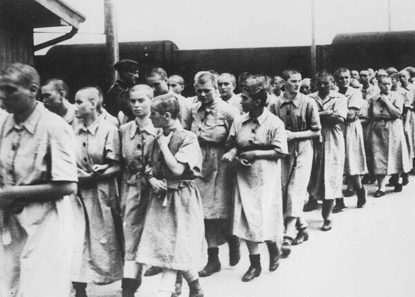 Auschwitz: les horreurs de l'Holocauste - Sputnik France