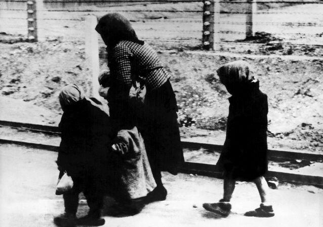 Prisonniers d'Auschwitz